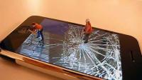 高科技有机玻璃,摔碎后能自动修复,几个小时恢复强度不留痕迹