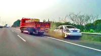 我不想撞车,只是睡着了而已!中国交通事故合集2019