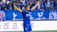 中超-卡兰加双响莫雷诺造3球 申花3-2险胜十人建业