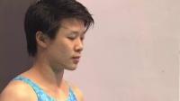 集锦:2019跳水世锦赛女子双人3米板预赛 施廷懋/王涵309.9分位列第一