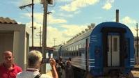中国列车在古巴正式运行 北京您早 20190717 高清