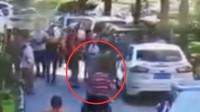 厦门一男子推轮椅老人撞人风波 警方:嫌疑人已被刑拘