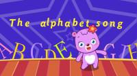 熊孩子英文儿歌:The alphabet song
