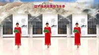 阳光美梅原创广场舞【水墨雪】旗袍模特秀-编排:美梅