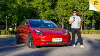 新Model 3实车测试 世界电动车第一的特斯拉有多智能?