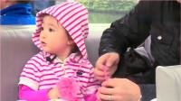 爸爸回来了:NeiNei和爸爸玩游戏,不忘在镜头前互动,太机灵了!