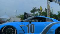 马来西亚的自由步GTR