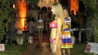 洛杉矶世界小姐露天泳装秀,模特气质妩媚,风华正茂!