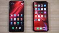 红米K20 Pro对比iPhone XR,骁龙855有多强?结果iPhone完败