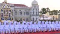 泰国新一届内阁正式宣誓就职 珠江新闻眼 20190717