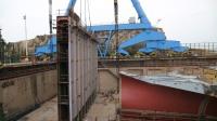 中国船坞和龙门吊已运抵红星船厂,俄罗斯为表谢意,回赠厚礼