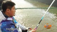 池塘联盟之池战空间 第3期文兴跟着达人去钓鱼