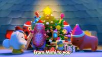 儿童必学英文歌 Merry Christmas