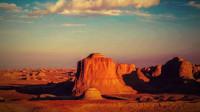 揭秘新疆魔鬼城之谜,沙漠仿佛死寂一般,不时传来诡异嚎叫声