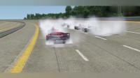 布加迪GT跟F1赛车的战斗 踩下油门的那一刻才是霸气的开始!