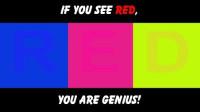 6个眼力测试!仅有2%的人能看见字母!你是那98%吗?