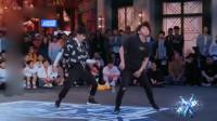 这就是街舞2:易烊千玺队长battle,制霸全场不愧是舞台王者!
