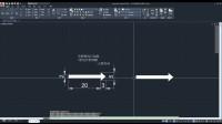 CAD2020制图绘图练习题合集01-箭头
