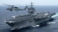 美航母轰炸机严阵以待,却不敢对伊朗下手?专家三字回答很切贴切