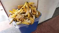 香蕉皮在中国被当成垃圾,在印度却被当做美食!