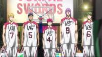 黑子的篮球:终极一战:斩龙剑对VS炸脖龙队,日本最强阵容肯定能赢!