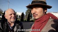 在受核辐射危害最严重的白俄小城街访,见我是中国人特别热情