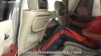 , 这辆SUV的方向盘居然在后排,老司机也不敢轻易开吧!