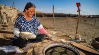 中国最大的沙漠仍有隐居者, 被世界遗忘的他们原来是这样生活!
