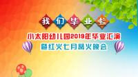 2019年小太阳幼儿园毕业文艺汇演暨红火七月篝火晚会