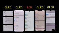 手机LCD与OLED屏幕哪个好?OLED差点没把我闪瞎