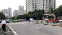 291去跟着公交看重庆,291线路。康居至沙坪坝火车站。