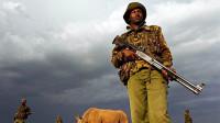 世界上最珍贵的动物,全球仅剩一只,特种兵24小时持枪守护