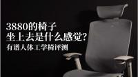3880的办公椅坐上去是什么感觉?有谱人体工学椅评测