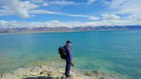 小伙房车自驾西藏最美生活纳木错,在没有信号的湖边待了3天,这风景真的值