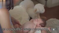 """新生儿吐奶只能""""拍背"""",宝妈不妨试试这几招,比拍背有用多了"""