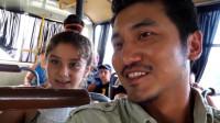 冒险雷探长:孟加拉全国最好的火车是唐山制造中国援助的,这个样子