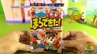 07 制作糖浆沾酱苹果味糖果食玩