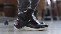老外发明的智能鞋,详细掌握每一步的距离,还能给手机免费充电