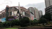 跟着公交看 重庆,291线路。沙坪坝火车站至康居