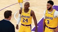 【布鲁】NBA2K19生涯模式:科比联手浓眉!带领湖人冲击三连冠!