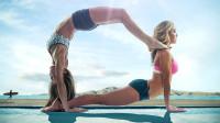 进阶瑜伽教程 05肌肉伸展