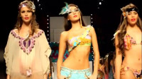 纽约时装周Pasarela品牌泳装秀,个性设计绽放迷人魅力!