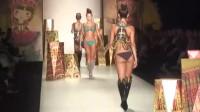 纽约时装周AGUA BENDITA品牌泳装秀,优雅简洁的剪裁,实穿性超强
