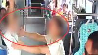 母亲让孩子在公交车上练吊环,司机阻止被女子一顿痛骂,下一秒更是过分