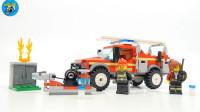 积木拼插组装沙滩越野车玩具,儿童玩具车亲子互动,悠悠玩具城