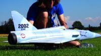 RC遥控涡轮喷气飞机