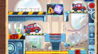小汽车冒险游戏:复杂的闯关模式