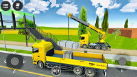 最新挖掘视频表演164大卡车运输挖土机十挖机作十工程车