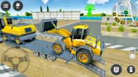 最新挖掘视频表演165大卡车运输挖土机十挖机作十工程车