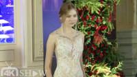 纽约时装周 WENĒE 品牌高级时装秀,大气的礼服,又仙又美!